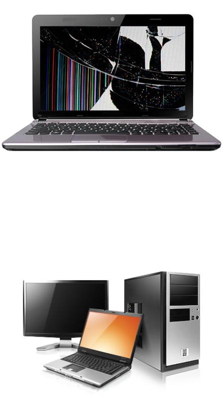 Manutenção de computadores e notebooks em Contagem